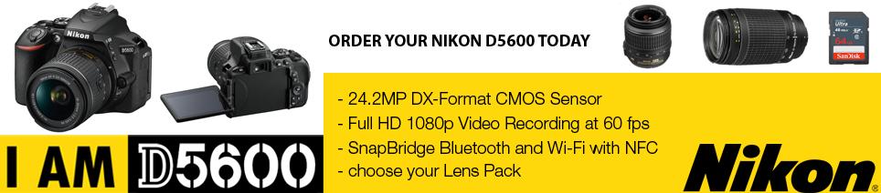 Nikon Slider